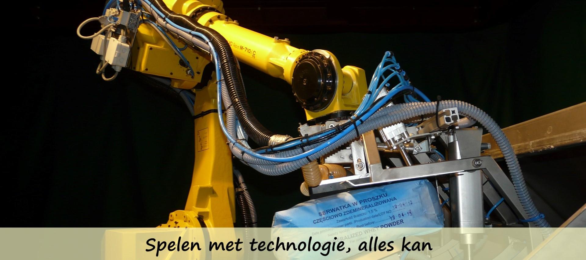 Robot en robotica en cobots